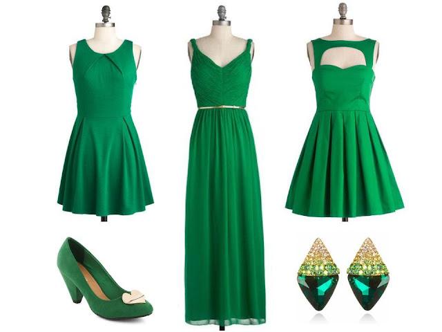 {Haute NYE} Welcome 2013 in Emerald Green
