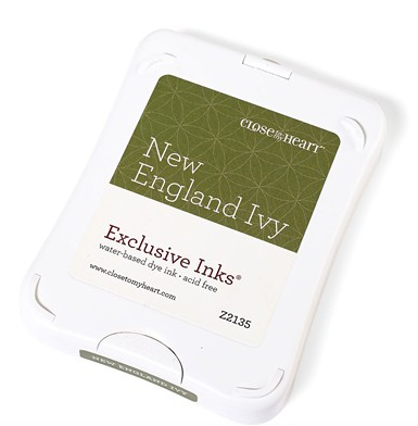 New England Ivy Exclusive Inks™ Stamp Pad