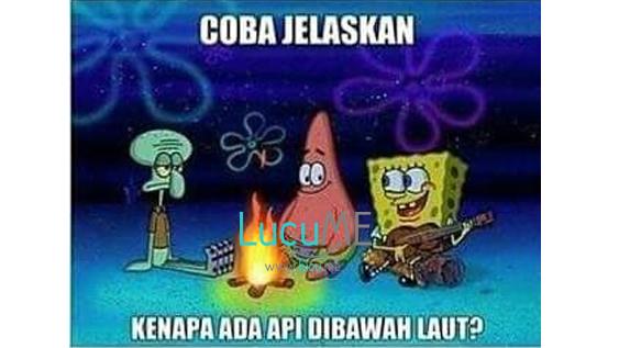 11 Meme Spongebob Ini Kocak Banget Logika Berpikir Kamu Bakal
