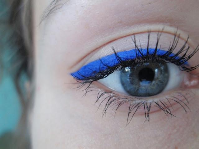 My secret eyeliner kobalt