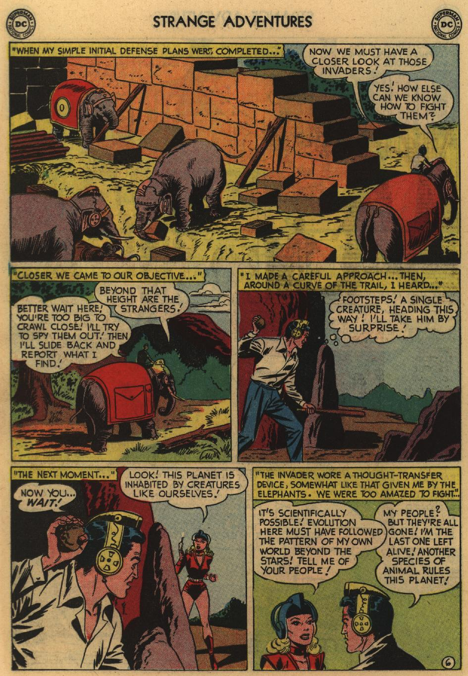 Strange Adventures (1950) issue 11 - Page 20