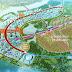 Toàn cảnh Đại lộ vòng cung (Thủ Thiêm) là nơi sẽ tổ chức duyệt binh có khí tài