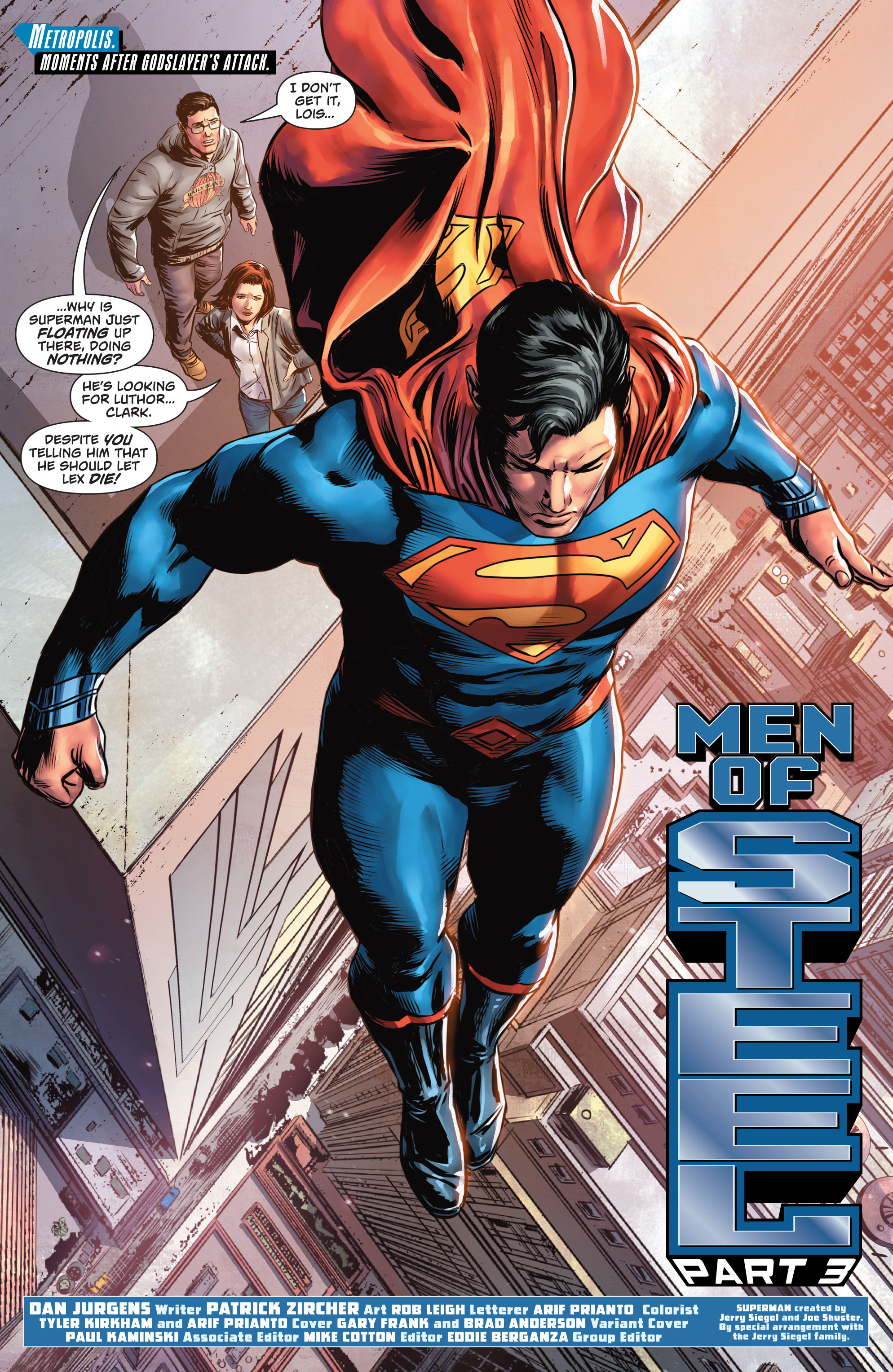 Read online Action Comics (2016) comic -  Issue #969 - 4