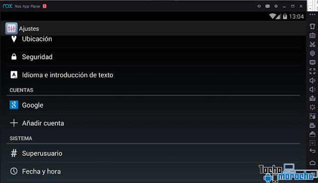 Descargar Nox APP Player gratis - última versión