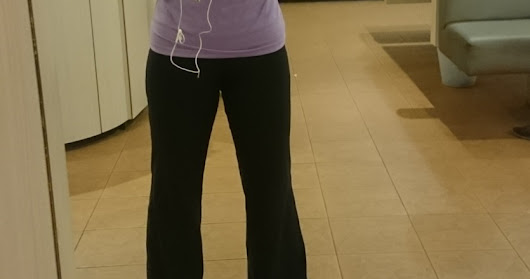 Getting slimmer (and a thigh-gap) made easier with XIERRA Thermal Pants!