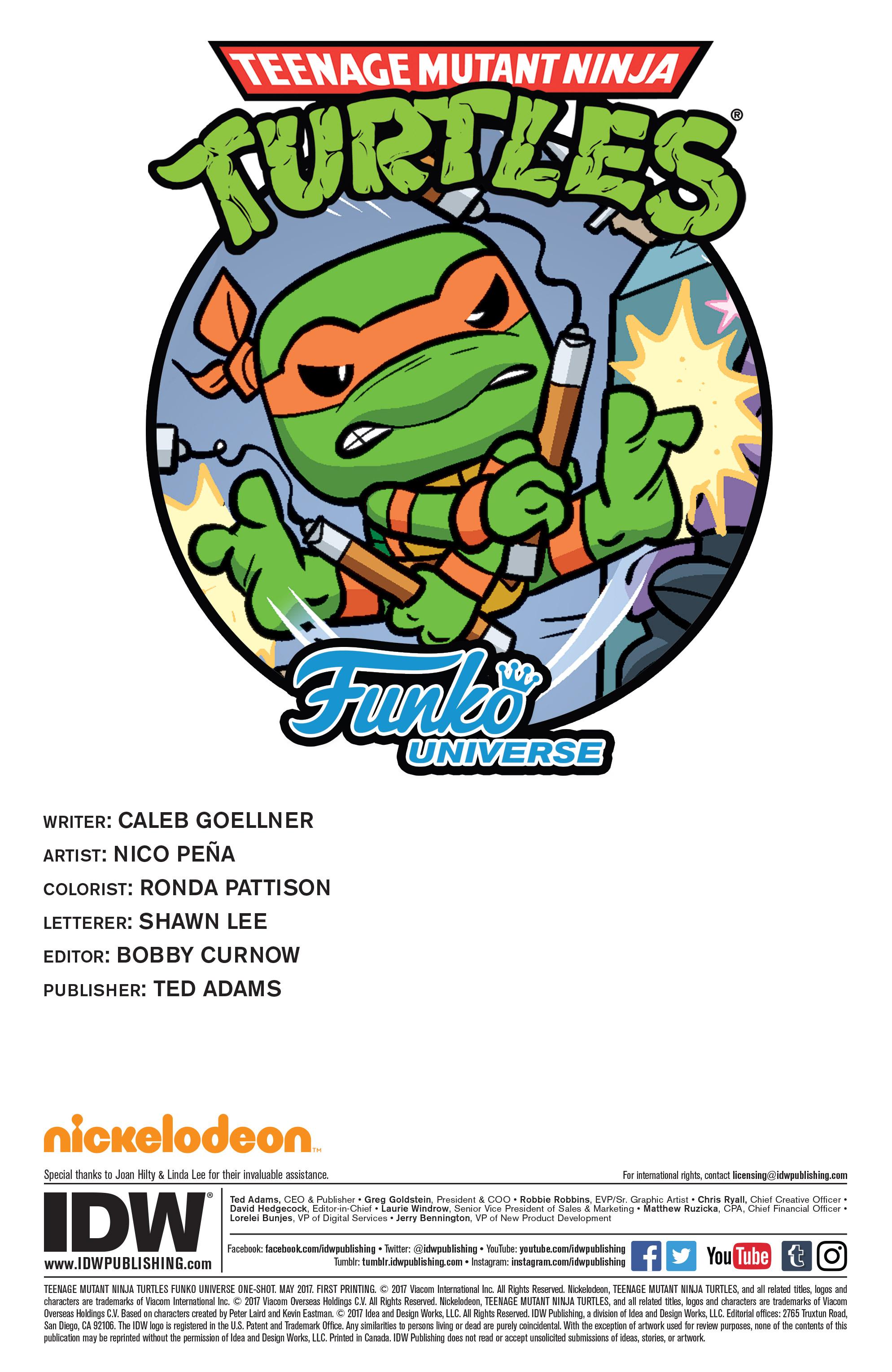 Read online Teenage Mutant Ninja Turtles Universe comic -  Issue #11 - 29
