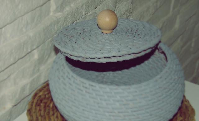 metamorfoza wiklinowego koszyczka