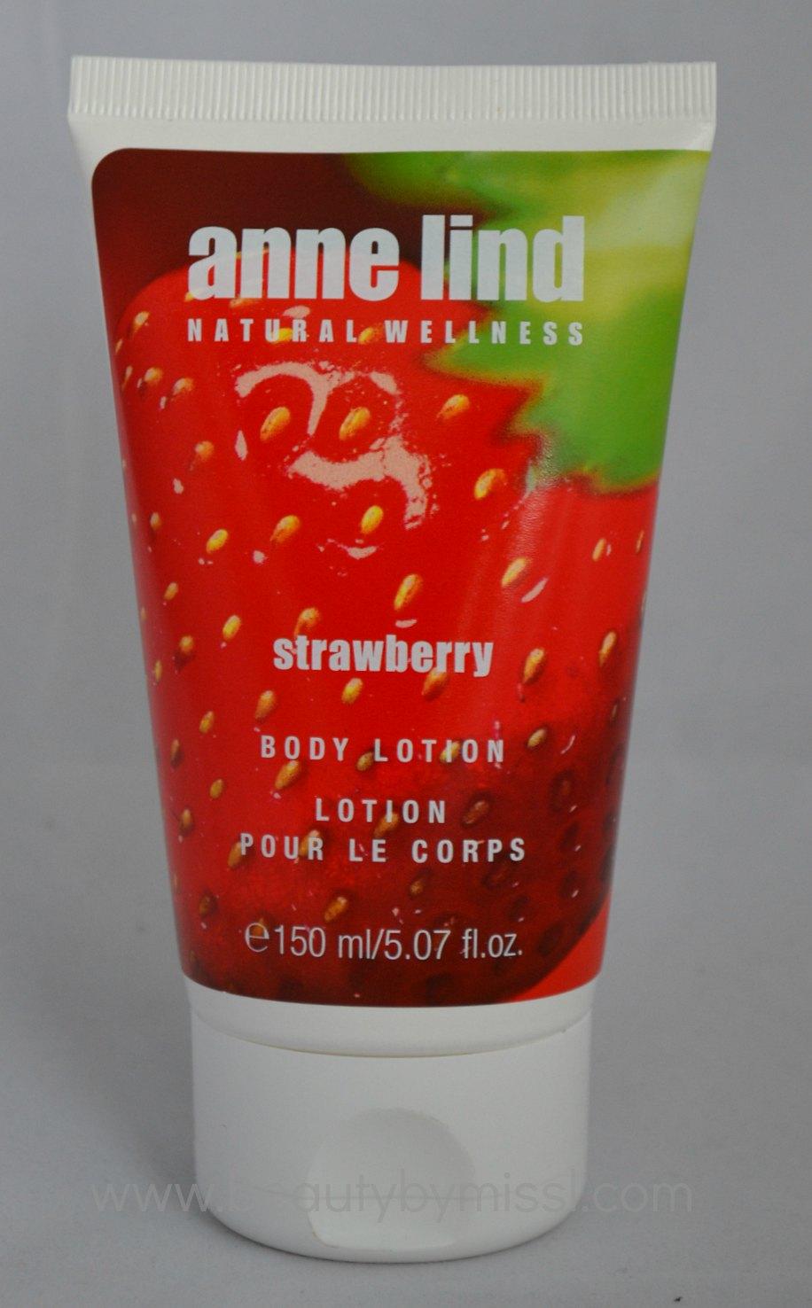 review, Adorebox, arvustus, kehakreem, maasikalõhnaline kreem