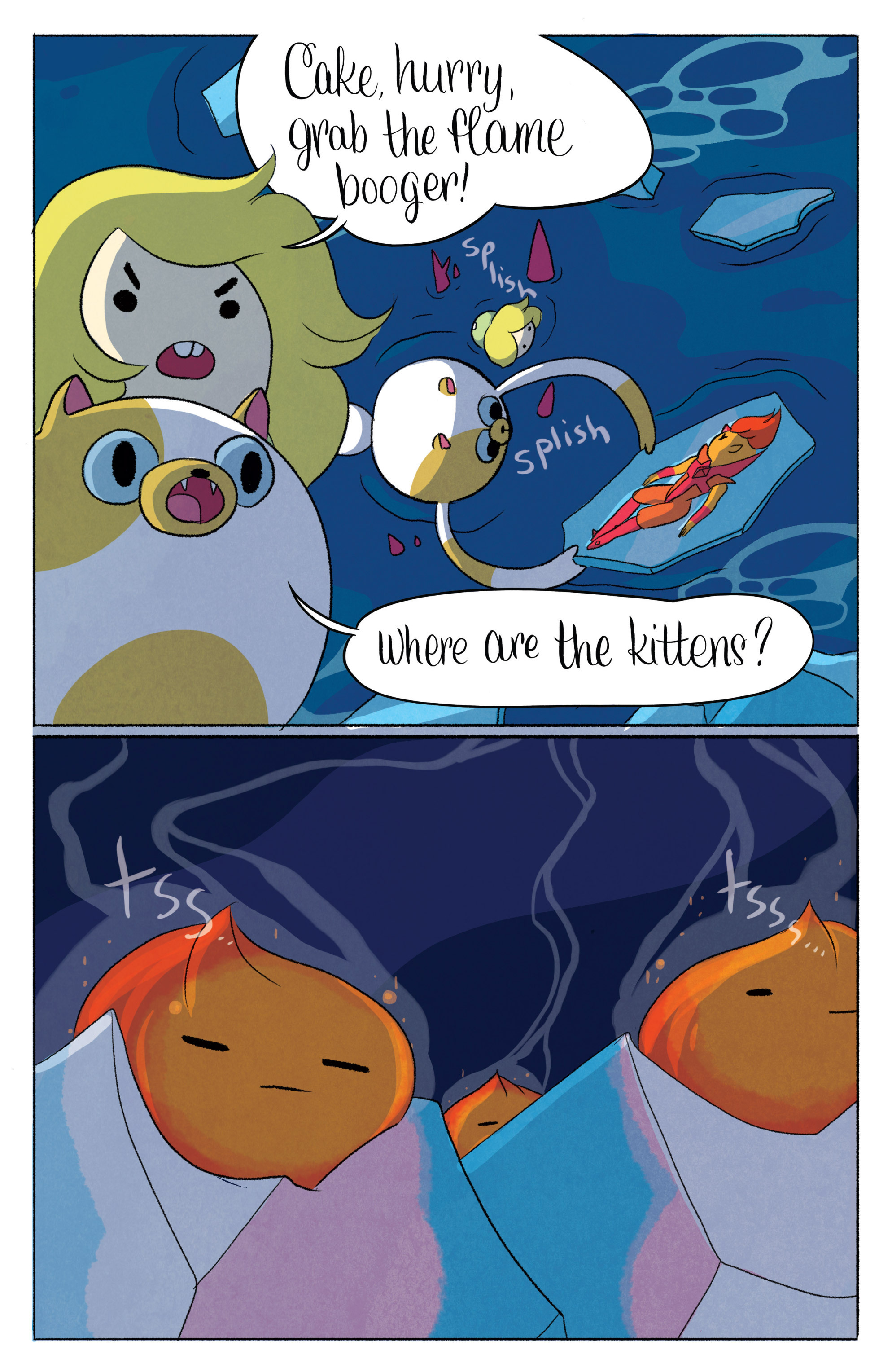 Read online Adventure Time with Fionna & Cake comic -  Issue #6 - 20