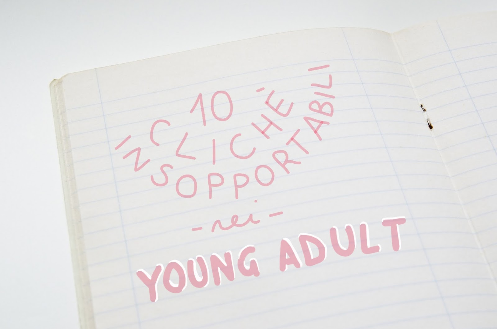 i 10 stereotipi nei young adult