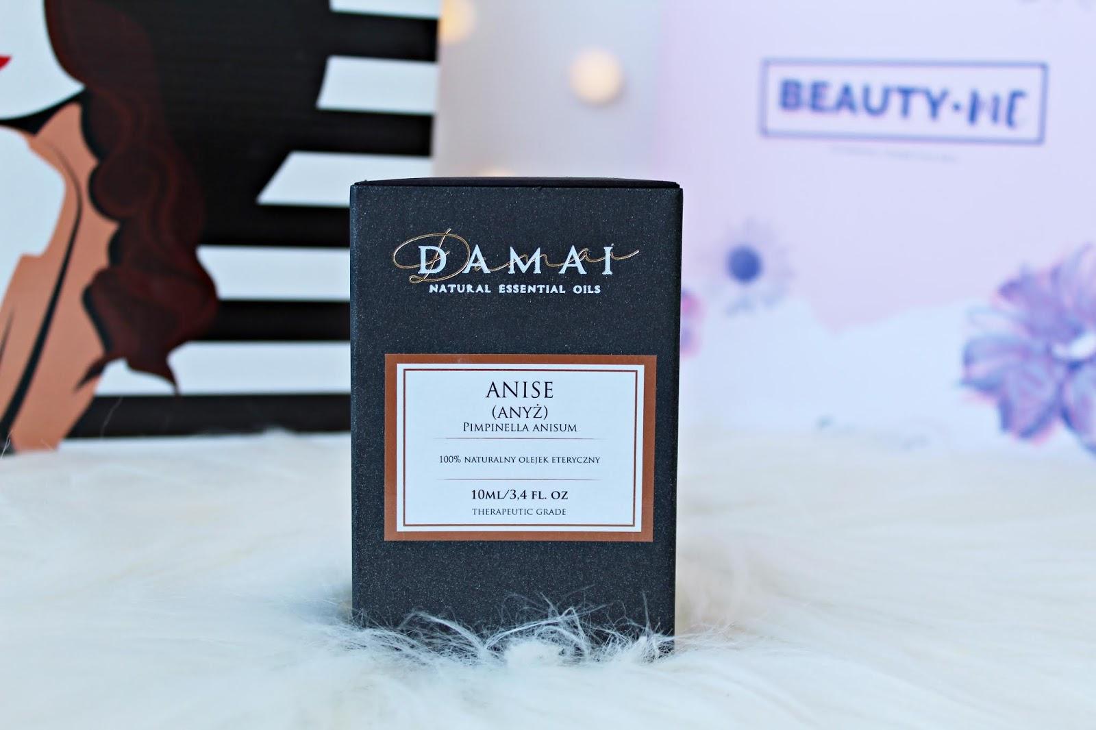 DAMAI - naturalny olejek eteryczny anyżowy