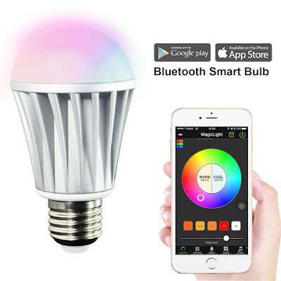 MagicLight Smart Light Bulb Works with Amazon Alexa