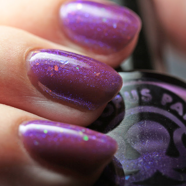 Octopus Party Nail Lacquer Psychopomp