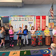 Classroom Instruments Enhance October Songs in First Grade