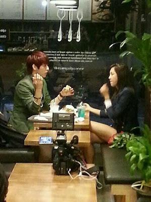 btob minhyuk and yewon dating website