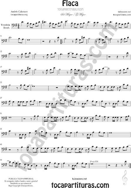 Trombón, Tuba Elicón y Bombardino Partitura de Sheet Music for Trombone, Tube, Euphonium Music Scores (tuba en 8ª baja)