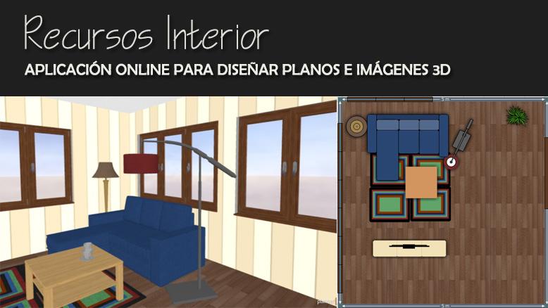 Aplicacion para dise ar interiores for Diseno de interiores 3d gratis