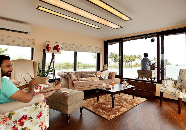 Luxury Houseboats Alleppey