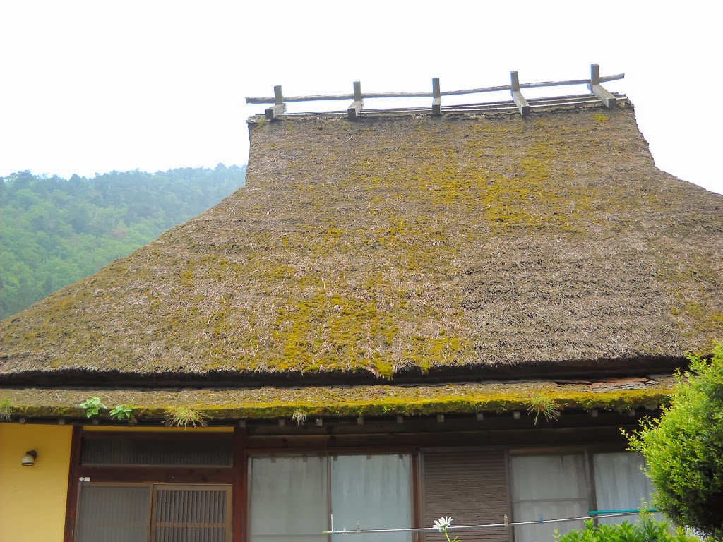 Daily Glimpses Of Japan Kayabuki No Sato Thatched Roof