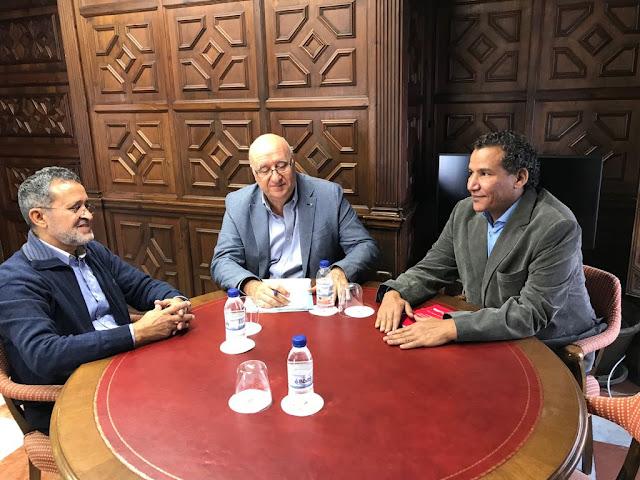مقاطعة فالنسيا الإسبانية تجدد تعاونها ودعمها للشعب الصحراوي