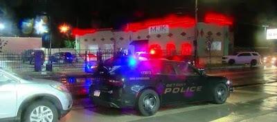 Detroit security guard fatally shoots marijuana dispensary burglar