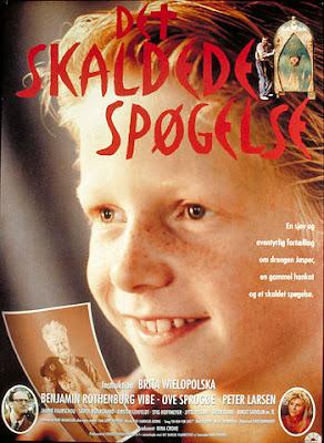 Det skaldede spøgelse / Jasper's Ghost. 1992.