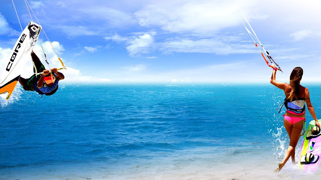 Windserf e Kitesurf