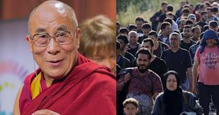 Δαλάι Λάμα: «Η Ευρώπη ανήκει στους Ευρωπαίους. Οι πρόσφυγες να γυρίσουν πίσω»