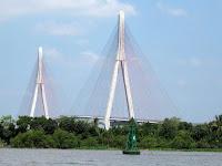 Puente en Can Tho - Vietnam