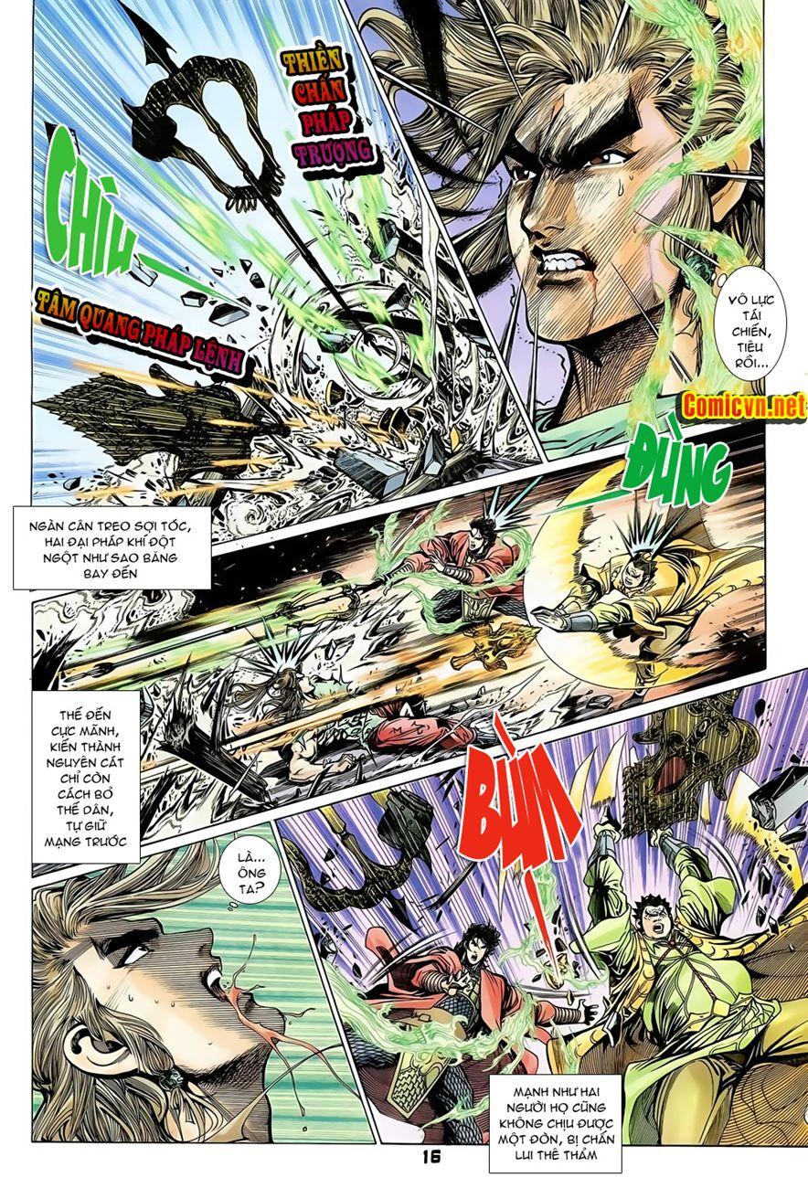 Đại Đường Uy Long chapter 71 trang 16