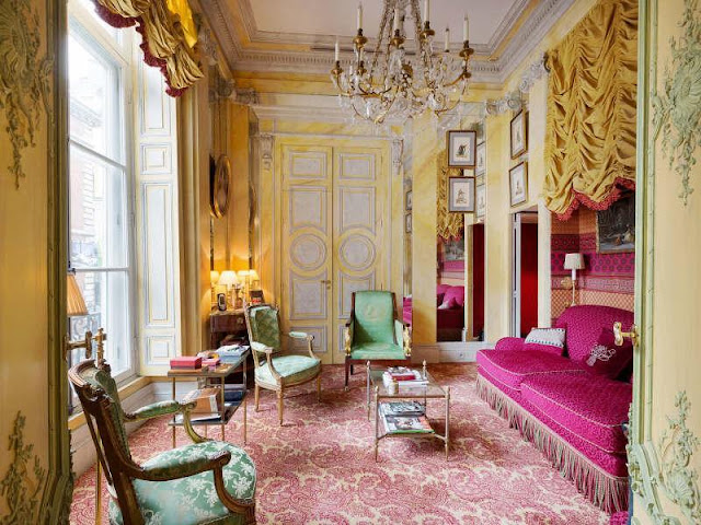 London House With a French Style Interior Design London House With a French Style Interior Design London 2BHouse 2BWith 2Ba 2BFrench 2BStyle 2BInterior 2BDesign7