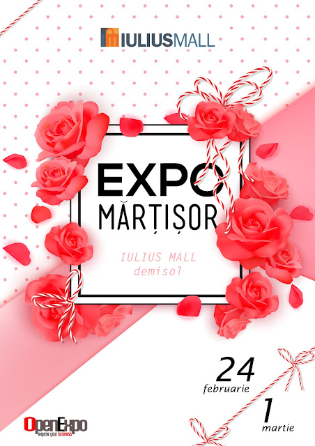 Expo Martisor la Timisoara (24 feb - 01 martie 2017)