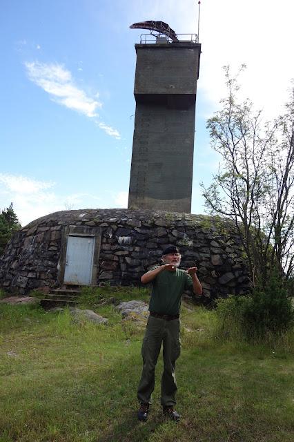 Kuivasaari torni