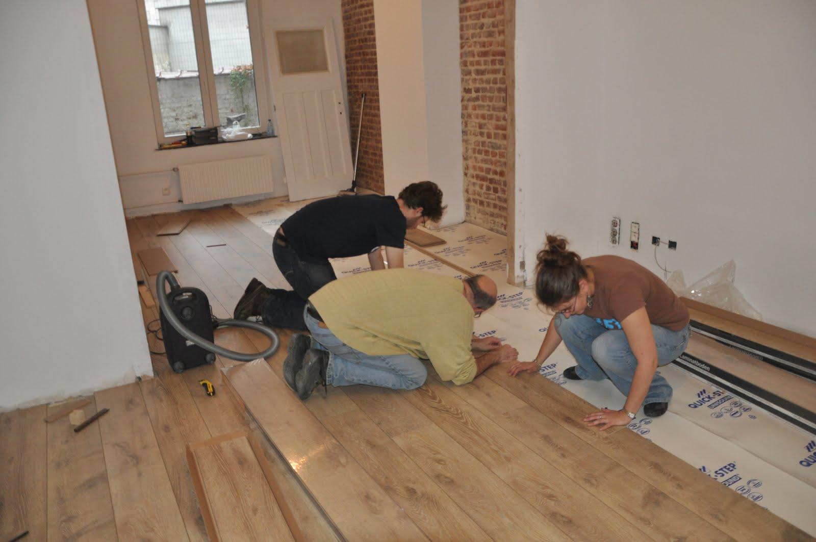 reference parquet quick step devis artisans lille entreprise tsegz. Black Bedroom Furniture Sets. Home Design Ideas