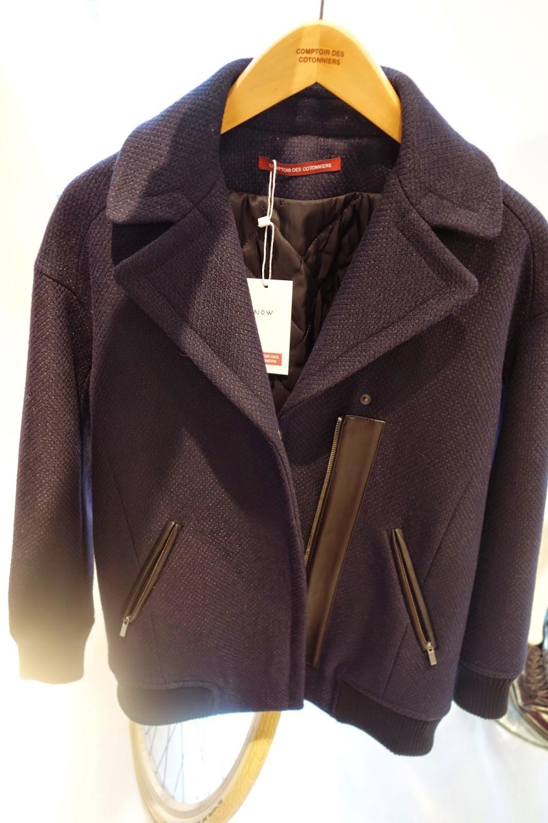 Paristempslibre au coeur de mon dressing d 39 hiver - Au comptoir des cotonniers ...