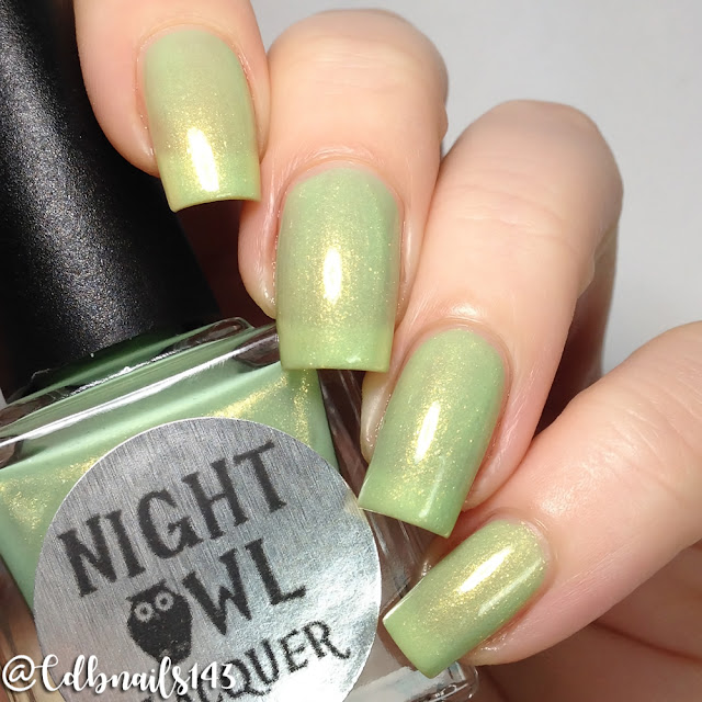 Night Owl Lacquer-Renewal