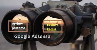 Lama Waktu, Tips Trik Lolos Review Pertama dan Kedua Full Approve Google Adsense