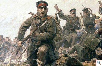 Резултат с изображение за битката при Дойран.