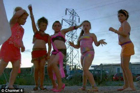 British hot girls gypsy video My Big Fat Gypsy Dresses Hilary Levey Friedman
