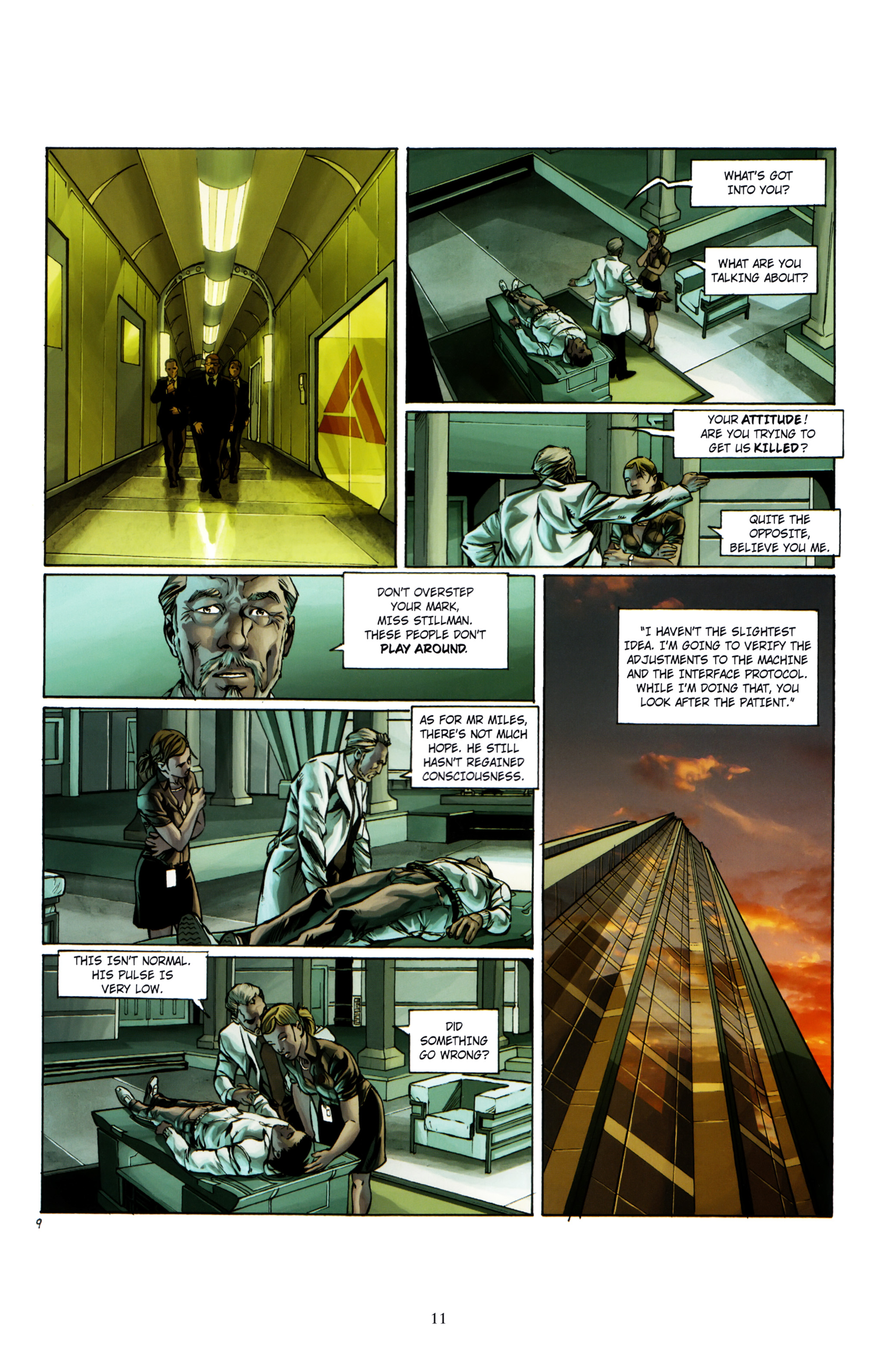 Read online Assassin's Creed (2012) comic -  Issue #1 - 15