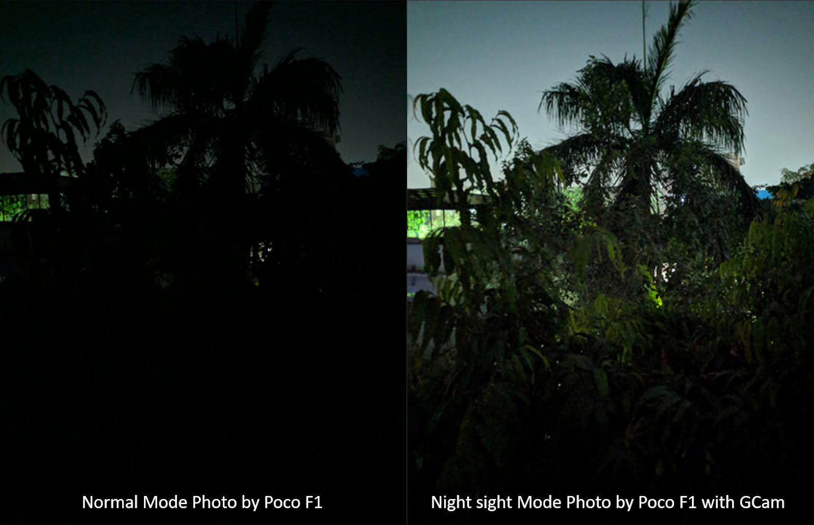 GCam Port with Night Sight for Xiaomi Mi8 & Poco F1 Apk free