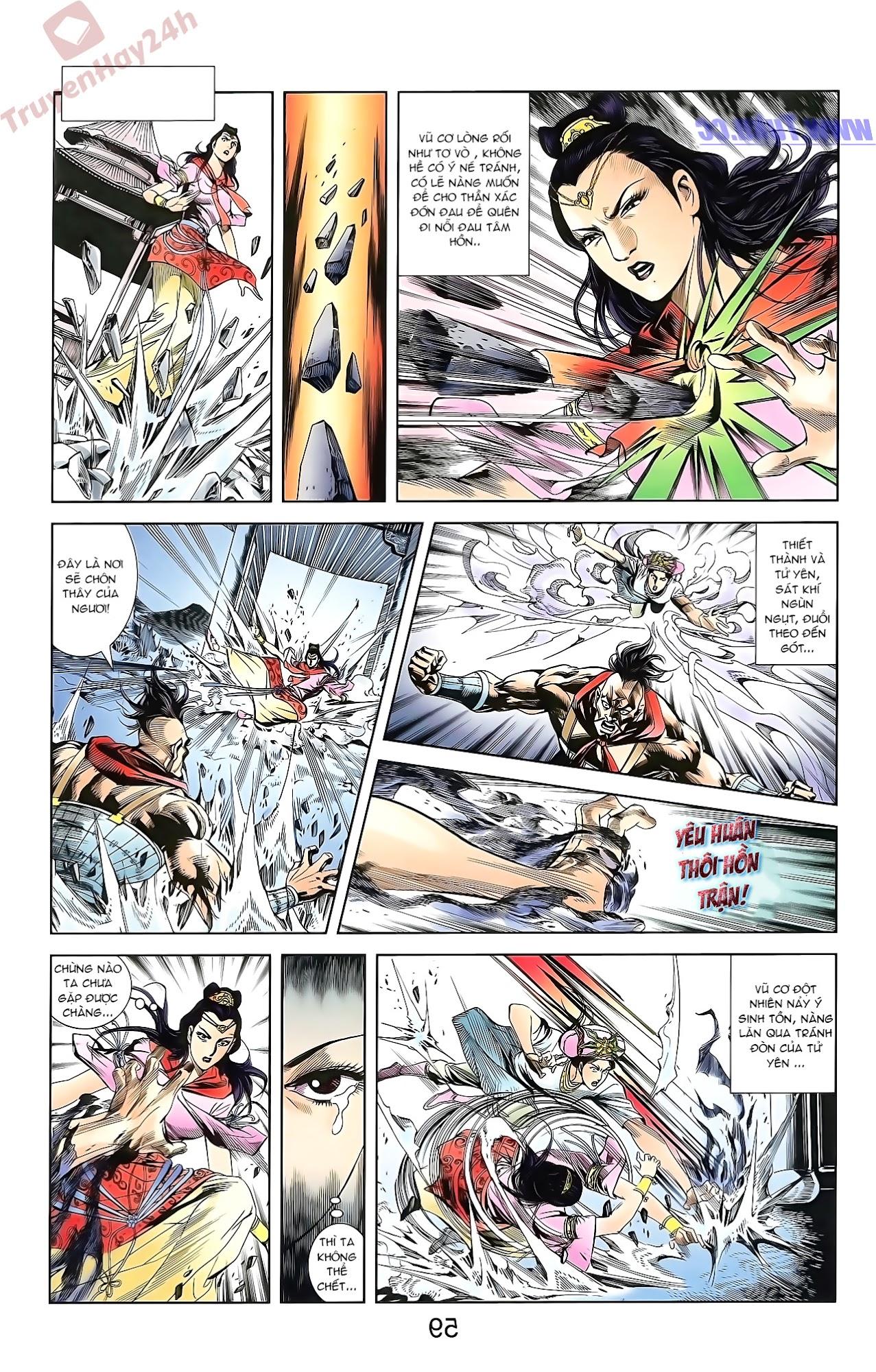 Tần Vương Doanh Chính chapter 51 trang 26