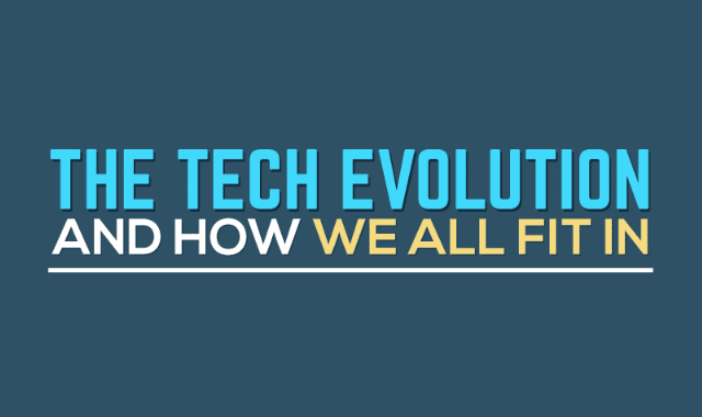 The Tech Evolution And How We All Fit In