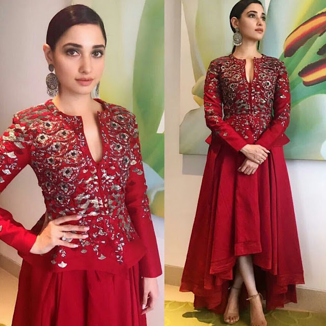 Tamannaah Bhatia's Look For a Home Store Launch in Anju Modi and Priyanka Modi