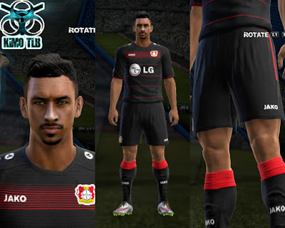 Download PES 2013 Bayer 04 Home Kit 2016-2017 By KIMO T.L.B 19