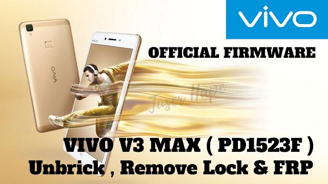 Firmware Vivo V3 Max Pd1523f Tuserhp