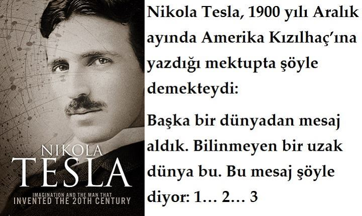 Nikola TESLA ve NASA