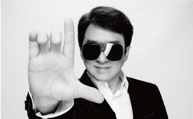 Jackie Chan #5 highest paid actor list