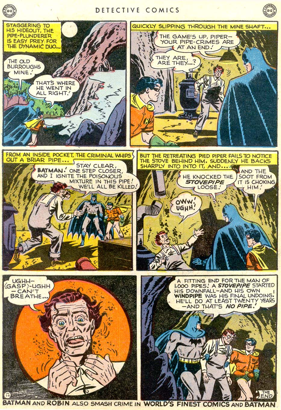 Detective Comics (1937) 143 Page 13