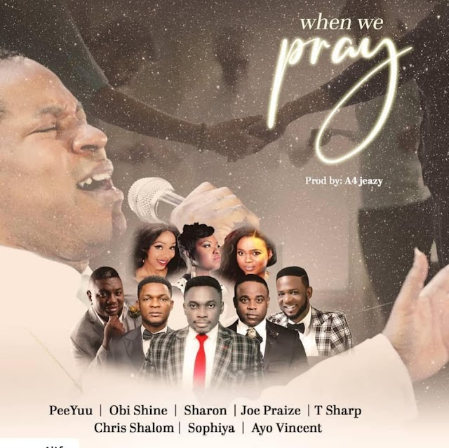 Audio: BLW Stars- When We Pray